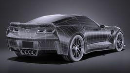 Chevrolet  Corvette Grand Sport 2017 Image 18