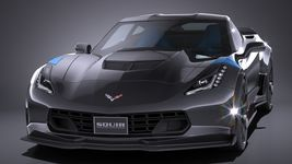 Chevrolet  Corvette Grand Sport 2017 Image 2