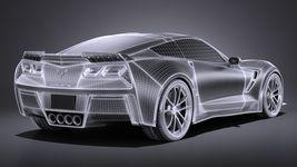 Chevrolet  Corvette Grand Sport 2017 Image 16