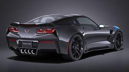 Chevrolet  Corvette Grand Sport 2017 Image 6