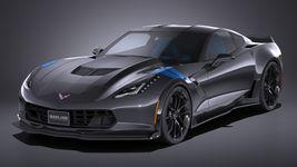 Chevrolet  Corvette Grand Sport 2017 Image 1