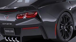 Chevrolet  Corvette Grand Sport 2017 Image 4