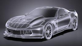 Chevrolet  Corvette Grand Sport 2017 Image 15