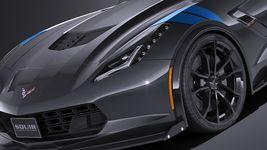 Chevrolet  Corvette Grand Sport 2017 Image 3