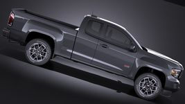 GMC Canyon 2015 VRAY Image 7