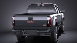 GMC Canyon 2015 VRAY Image 5
