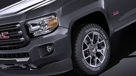 GMC Canyon 2015 VRAY Image 3