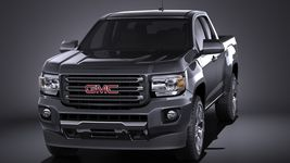 GMC Canyon 2015 VRAY Image 2