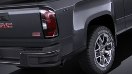 GMC Canyon 2015 VRAY Image 4