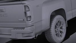 GMC Canyon 2015 VRAY Image 11