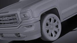 GMC Sierra 2016 VRAY Image 10