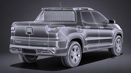 Fiat Toro 2017 Image 14