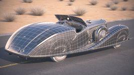 Mercedes 500K Erdmann&Rossi 1936 desert studio Image 16