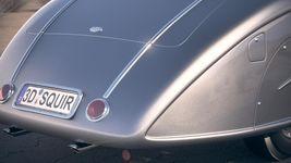 Mercedes 500K Erdmann&Rossi 1936 desert studio Image 4