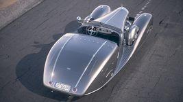 Mercedes 500K Erdmann&Rossi 1936 desert studio Image 10