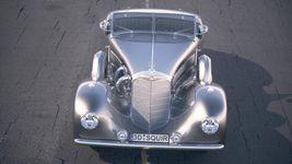 Mercedes 500K Erdmann&Rossi 1936 desert studio Image 12