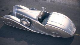 Mercedes 500K Erdmann&Rossi 1936 desert studio Image 11