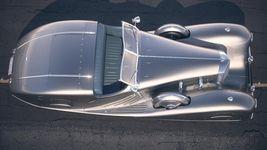 Mercedes 500K Erdmann&Rossi 1936 desert studio Image 9