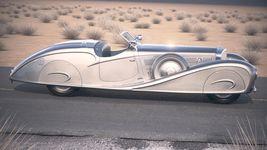 Mercedes 500K Erdmann&Rossi 1936 desert studio Image 7