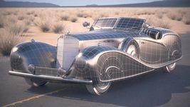Mercedes 500K Erdmann&Rossi 1936 desert studio Image 15