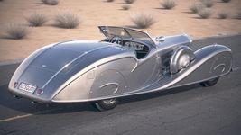 Mercedes 500K Erdmann&Rossi 1936 desert studio Image 5