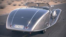 Mercedes 500K Erdmann&Rossi 1936 desert studio Image 6