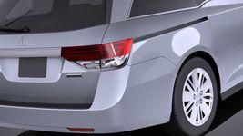 Honda Odyssey 2016 VRAY Image 4