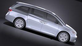 Honda Odyssey 2016 VRAY Image 7