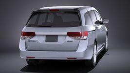 Honda Odyssey 2016 VRAY Image 5