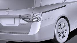 Honda Odyssey 2016 VRAY Image 11
