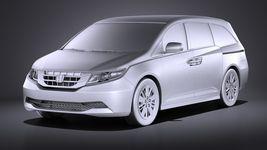 Honda Odyssey 2016 VRAY Image 9