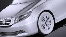Honda Odyssey 2016 VRAY Image 10