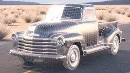 Chevrolet Pickup 1950 DesertStudio Image 13