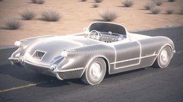 Chevrolet Corvette 1954 Image 15
