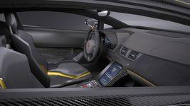 HQ LowPoly Lamborghini Centenario lp 770-4 2017 Image 8