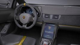 HQ LowPoly Lamborghini Centenario lp 770-4 2017 Image 9