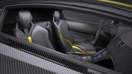 HQ LowPoly Lamborghini Centenario lp 770-4 2017 Image 10