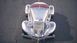 Auburn Speedster 851 - 1935 desert studio Image 11