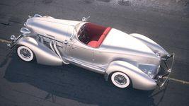 Auburn Speedster 851 - 1935 desert studio Image 10