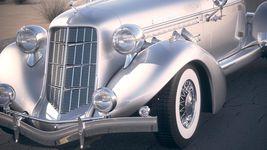 Auburn Speedster 851 - 1935 desert studio Image 2