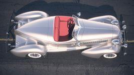 Auburn Speedster 851 - 1935 desert studio Image 8