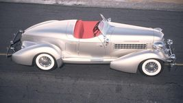 Auburn Speedster 851 - 1935 desert studio Image 7