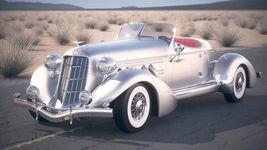 Auburn Speedster 851 - 1935 desert studio Image 18