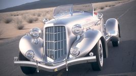 Auburn Speedster 851 - 1935 desert studio Image 1