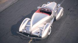 Auburn Speedster 851 - 1935 desert studio Image 9
