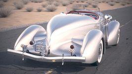 Auburn Speedster 851 - 1935 desert studio Image 5