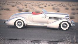 Auburn Speedster 851 - 1935 desert studio Image 6