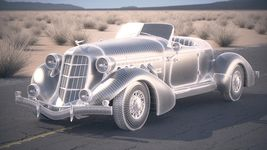 Auburn Speedster 851 - 1935 desert studio Image 14