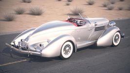Auburn Speedster 851 - 1935 desert studio Image 4