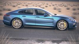 Porsche Panamera Turbo 2017 Desert Studio Image 6